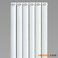 冀州铜铝复合柱翼型散热器厂家
