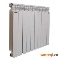 优质美观铜铝散热器