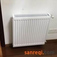 无锡暖气片地暖换锅炉壁挂炉安装费用