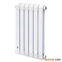 塑铝复合型散热器