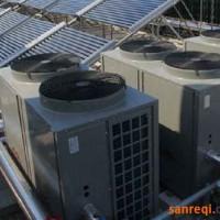 清洁能源互补采暖