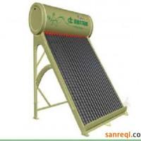 单机真空管太阳能热水器