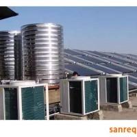 太阳能+空气能热水系统