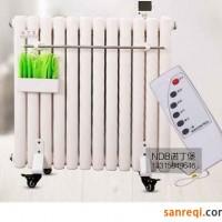 插电式散热器