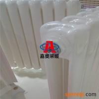 5025散热器壁挂式A钢制椭圆管二柱散热器A国标加厚双防腐