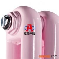 QFGZ209钢二柱暖气片A钢二柱散热器生产厂家A嘉奥采暖